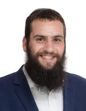 הרב לוי דוכמן (צילום: לוי טייטלבאום)