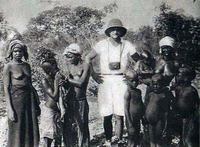 הרברטס צוקורס בגמביה, 1933 (צילום: רשות הציבור)