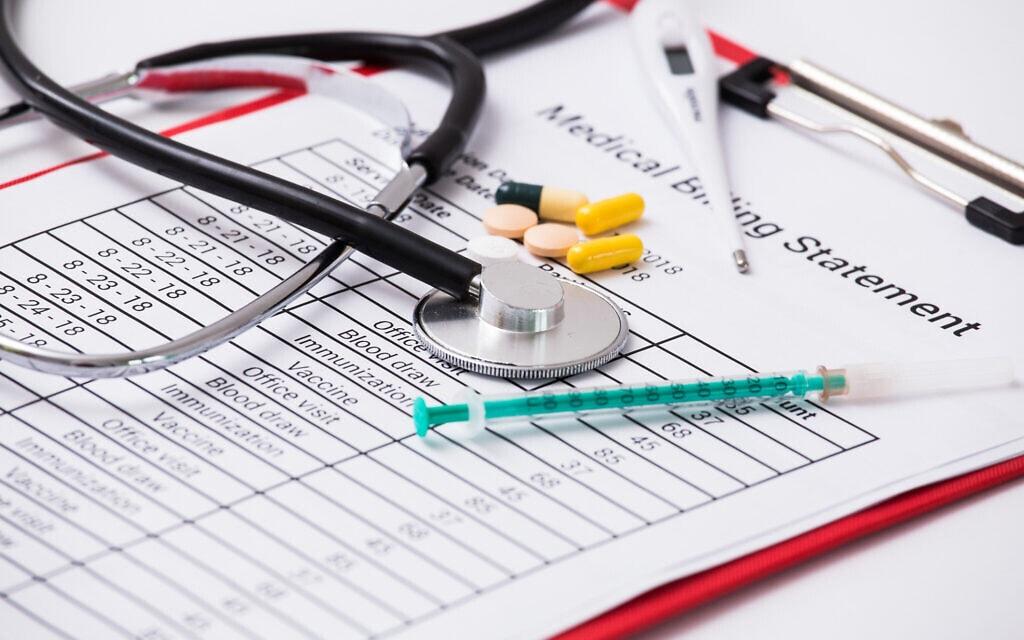 אילוסטרציה לעלויות הביטוח הבריאותי
