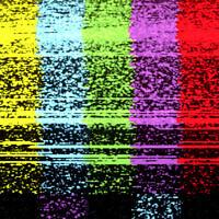 אילוסטרציה למסך טלויזיה בלי קליטה (צילום: GLYPHstock)