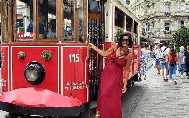 אורלי לוק באיסטנבול (צילום: אורלי לוק)