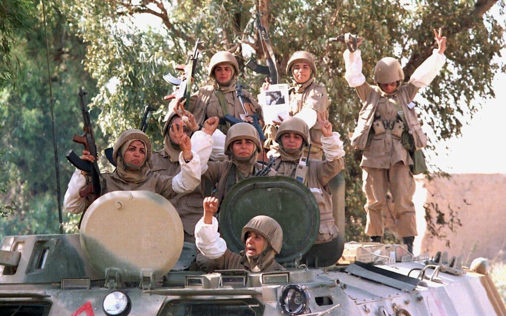 לוחמות איראניות בעיראק, 1988
