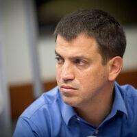 שאול מרידור (צילום: Yonatan Sindel/Flash90)