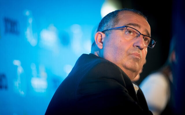 מפקד גלי צה״ל שמעון אלקבץ (צילום: Yonatan Sindel/Flash90)