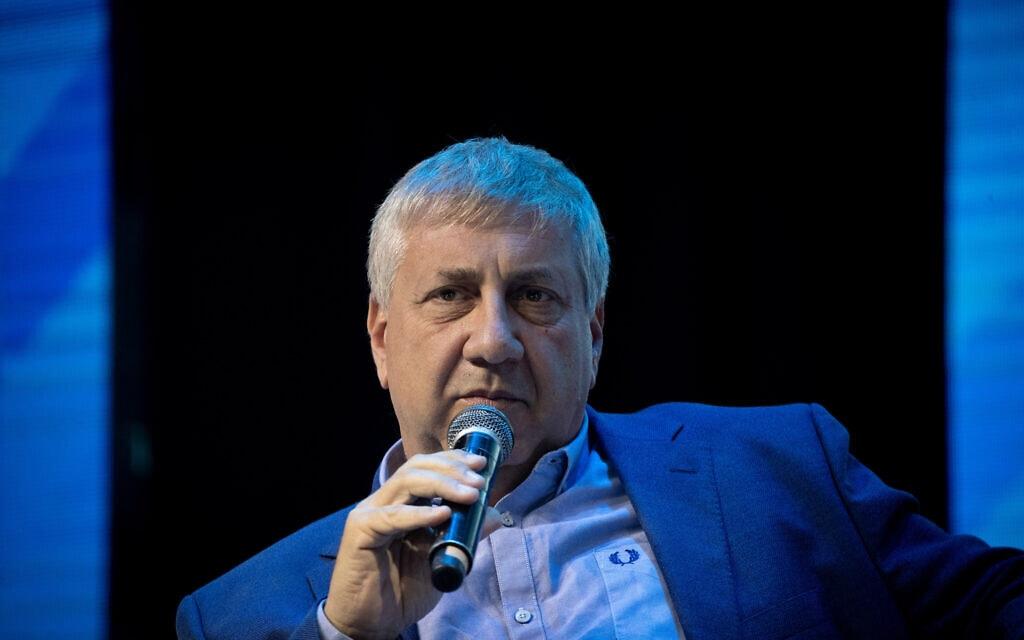 יעקב ברדוגו (צילום: יונתן זינדל/פלאש90)