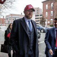 בראד פסקל לשעבר מנהל הקמפיין של דונלד טראמפ (צילום: AP Photo/Andrew Harnik)