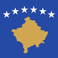 דגל קוסובו (צילום: ויקיפדיה)