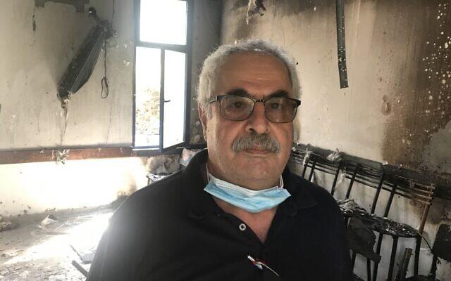 אנואר דאוד (צילום: אמיר בן-דוד)