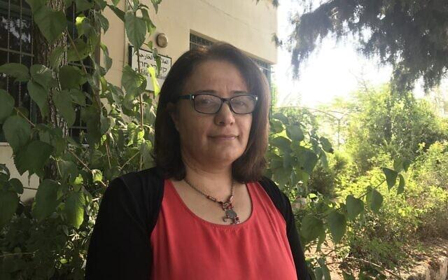 סמאח סלאימה (צילום: אמיר בן-דוד)
