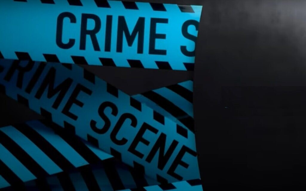 צילום מסך מפרומו לסדרת פשע אמיתי ביס