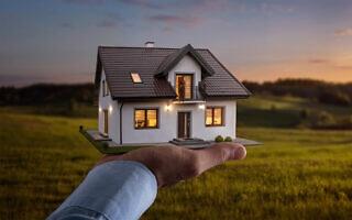 בית החלומות. אילוסטרציה (צילום: Nastco/iStock)