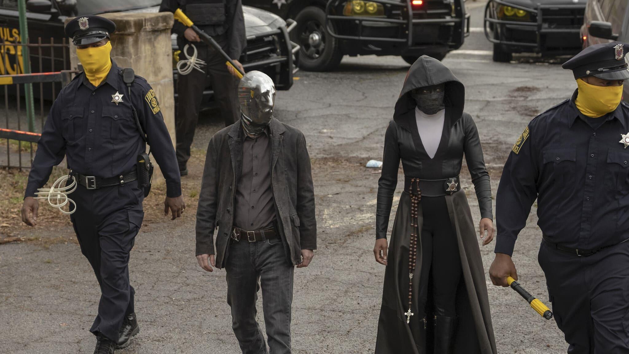 """סצינה מ""""השומרים"""" (צילום: HBO)"""