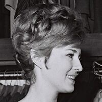 """אילנה רובינא, 1963 (צילום: לע""""מ)"""
