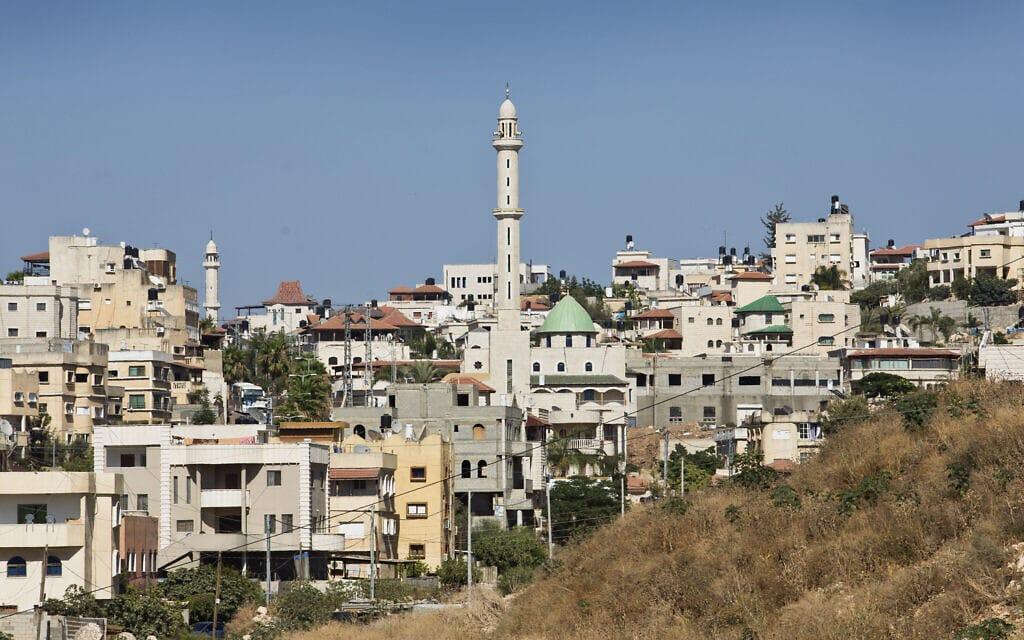 כפר קאסם, ארכיון (צילום: Moshe Shai/FLASH90)