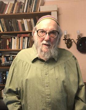 הרב ארתור וסקו (צילום: פיליס אושן ברמן)
