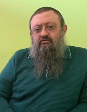 """ד""""ר ולדימיר (זאב) זלנקו (צילום: צילום מסך מיוטיוב)"""