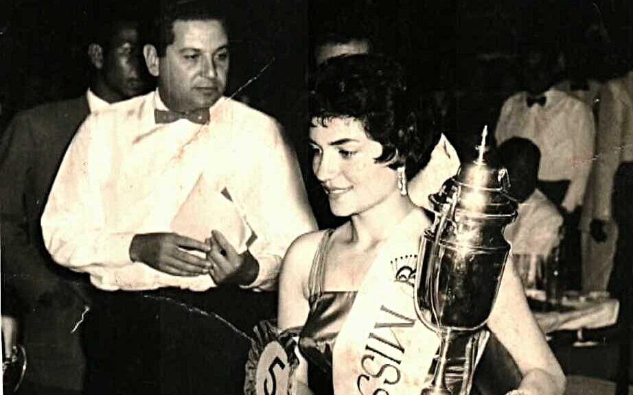 הזוכה היהודית בתואר מיס ח'רטום לשנת 1956 נאלצה להחזיר את הפרס כשהמארגנים גילו את מוצאה (צילום: באדיבות אגדות יהדות סודאן)