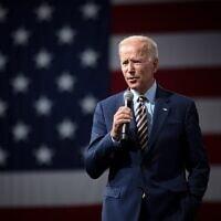 הנשיא הנבחר ג'וזף ביידן, יהיה מחויב לביטחון ישראל כמו כל קודמיו. (צילום: מקור: ויקיפדיה.)