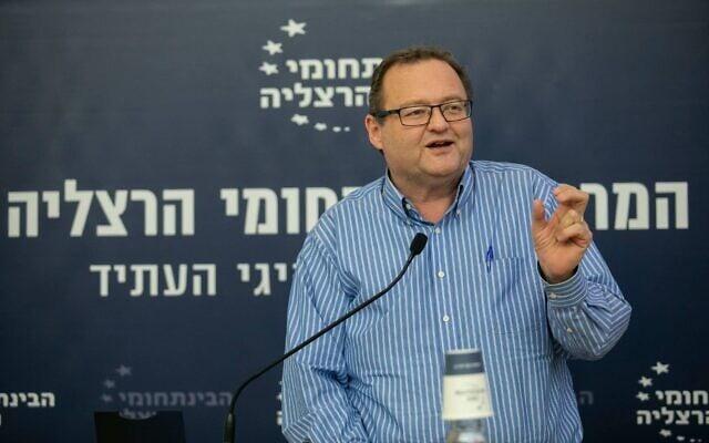 """ד""""ר הלל סומר (צילום: פייסבוק)"""
