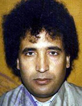 עבד אל-באסט אל-מגרחי (צילום: AP Photo/Crown Office)