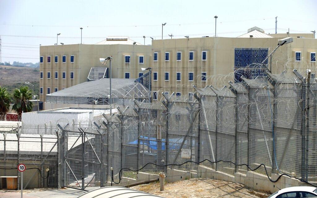 כלא הדרים בשרון, 2012 (צילום: משה שי / פלאש 90)