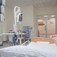 המרכז הרפואי שיבא – תל השומר, שבו, לצד בית החולים הדסה, יינתן חיסון ניסיוני לקורונה (צילום: אבשלום ששוני, פלאש 90)