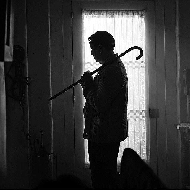 "גארי אולדמן בסרט ""מאנק"", בבימויו של דיוויד פינצ'ר (צילום: Gisele Schmidt/Netflix)"