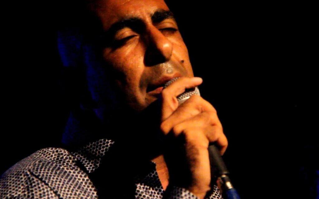 ברק כהן בהופעה (צילום: באדיבות ברק כהן)