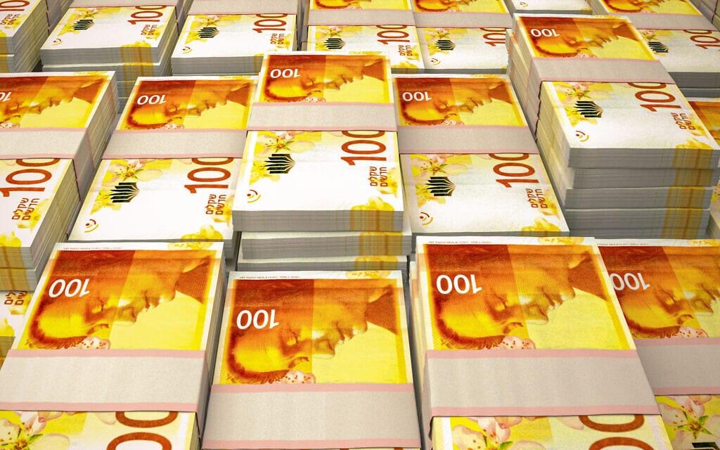 כסף. אילוסטרציה (צילום: Maksym Kapliuk/iStock)