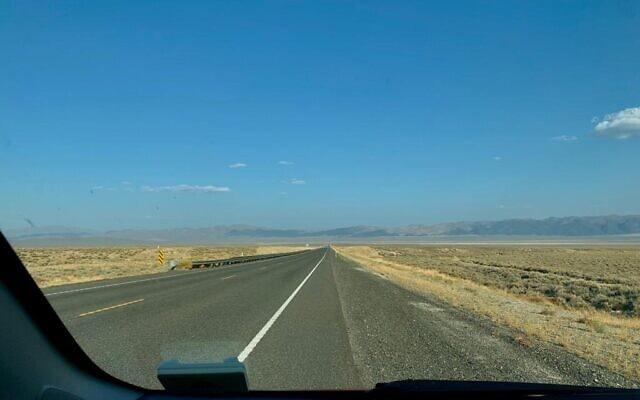 כביש 50 (צילום: סמדר לביא)