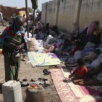 Ethiopia Military Confrontation (צילום: AP Photo/Marwan Ali)