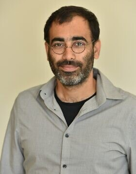 פרופ׳ יוסי לוי בלז (צילום: רן שמואלי)