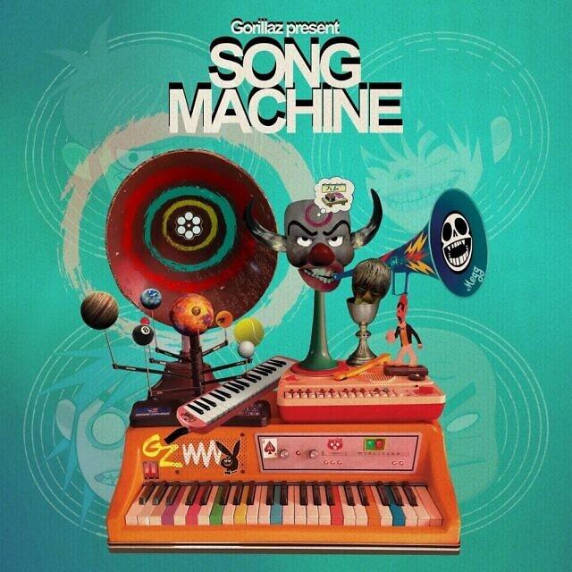 Song Machine, Season One: Strange Timez – Gorillaz