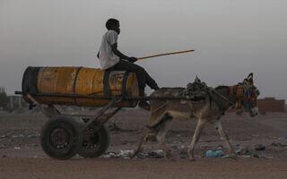 ח'רטום, סודן, נובמבר 2020 (צילום: AP Photo/Marwan Ali)