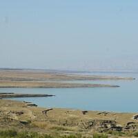 ים המלח (צילום: אליעד איבס, גרינפיס)