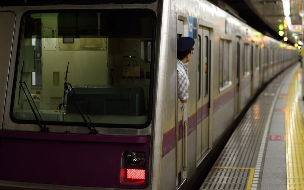 אילוסטרציה. רכבת תחתית (צילום: Gili Yaari / Flash90)
