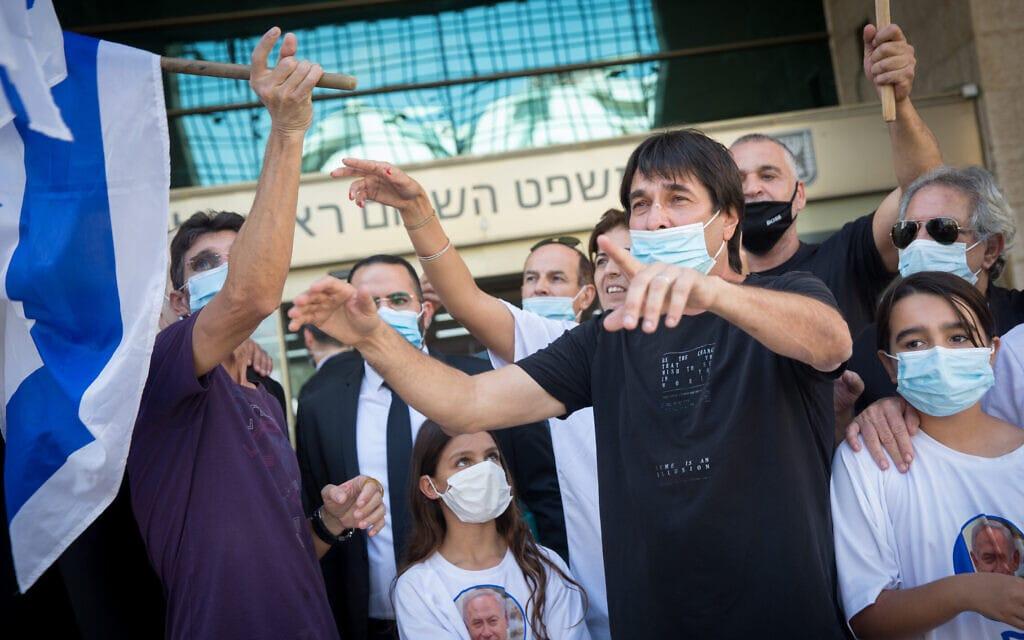 רן כרמי בוזגלו (צילום: Miriam Alster/Flash90)