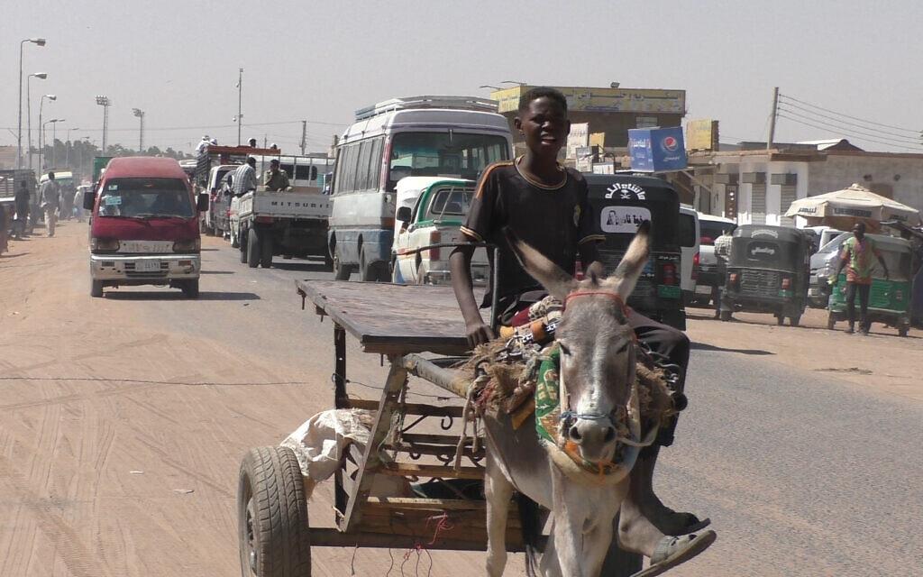 ח'רטום, סודן, נובמבר 2020 (צילום: זיו ג'ניסוב)