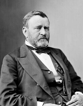 יוליסס ס. גרנט (צילום: Library of Congress)