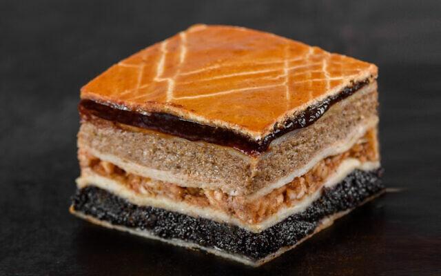 עוגת הפלודני המפורסמת של רייצ'ל רוי