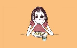 הפרעות אכילה בילדים. אילוסטרציה (צילום: iStock)