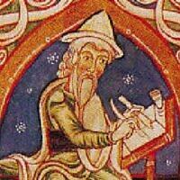 יוסף פלביוס בציור ספרדי מימי הבינים