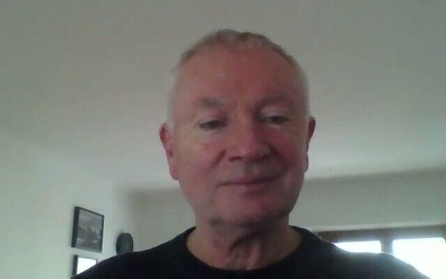דייוויד מייפלי, מנהל הקרן בשנתיים האחרונות, ינואר 2021