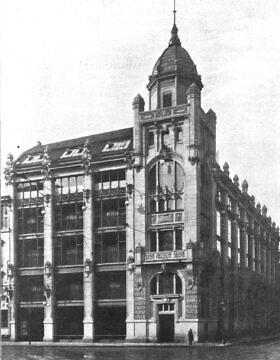 כלבו קופנהאוס נתן ישראל (צילום: Wikipedia/Berliner Architekturwelt 2.3)