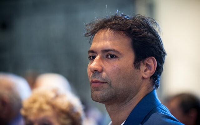אריק זאבי, 9 ביולי 2012 (צילום: נועם מושקוביץ, פלאש 90)