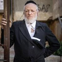 יהודה משי זהב (צילום: Yonatan Sindel/Flash90)