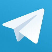 לוגו טלגרם