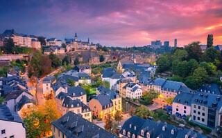 העיר העתיקה בלוקסמבורג (צילום: iStock)