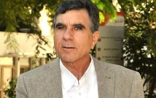 פרופ' עליאן אלקרינאוי (צילום: מכללת אדווה)