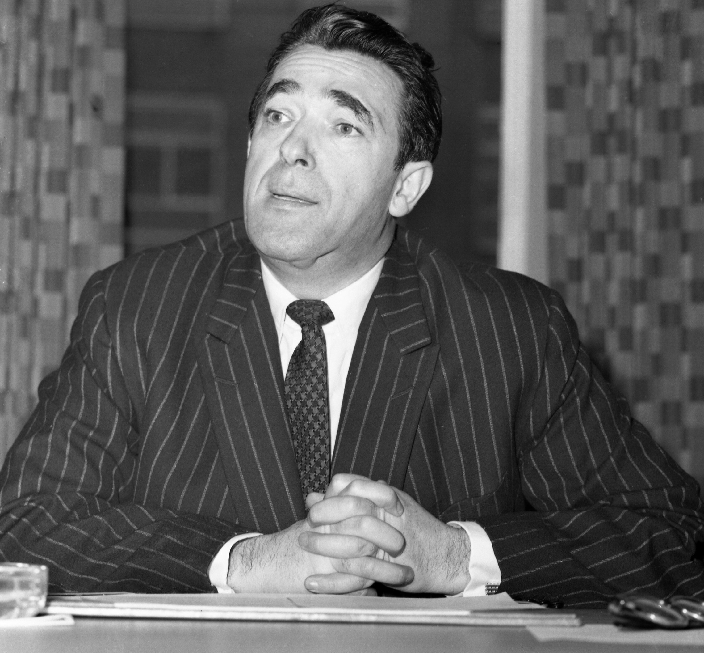 רוברט מקסוול ב-1968 (צילום: AP Photo)